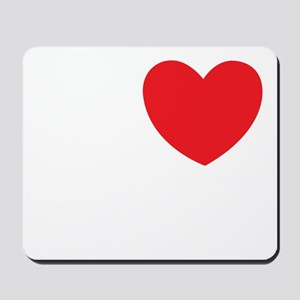 I-Heart-Cello-01-b Mousepad