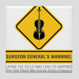 Surgeon-General-02-a Tile Coaster