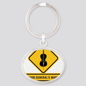 Surgeon-General-02-a Oval Keychain