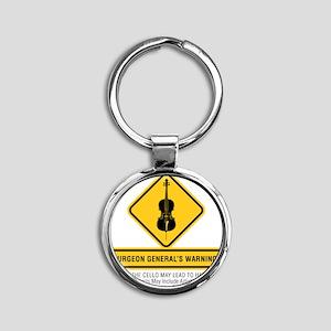 Surgeon-General-02-a Round Keychain