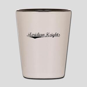 Meridian Heights, Vintage Shot Glass