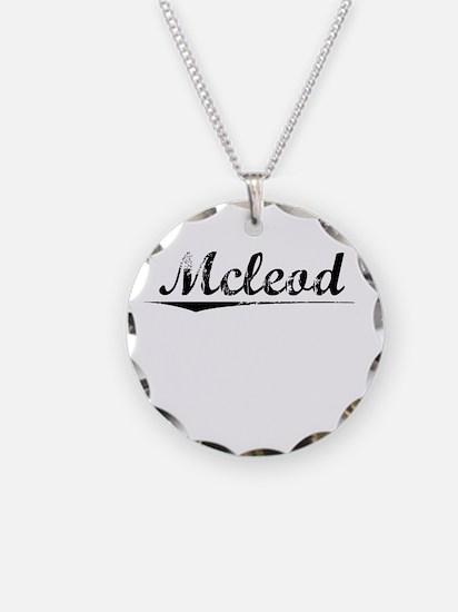 Mcleod, Vintage Necklace