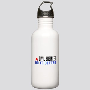Civil engineer Do It B Stainless Water Bottle 1.0L