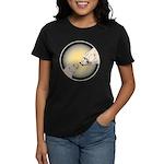 Polar Bear & Cub Women's Dark T-Shirt