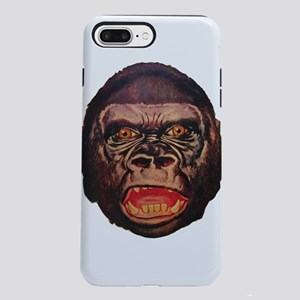 Retro Gorilla iPhone 7 Plus Tough Case
