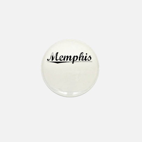 Memphis, Vintage Mini Button