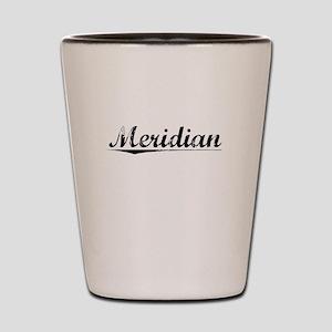 Meridian, Vintage Shot Glass