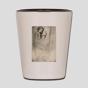 Arthur Haden - Whistler - 1869 Shot Glass
