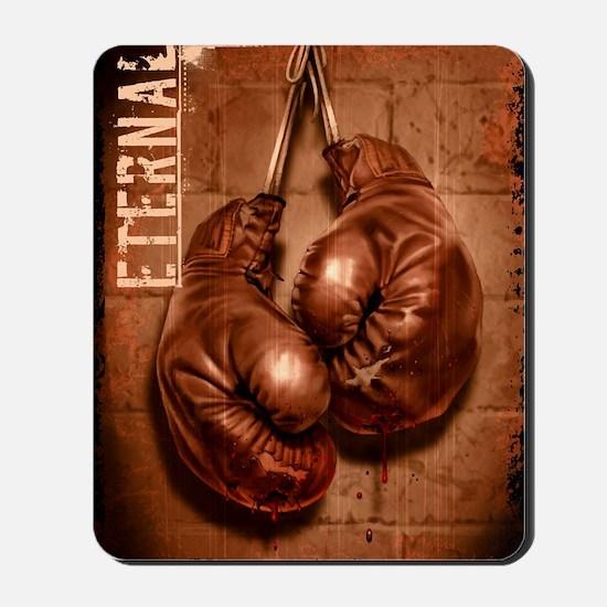 Eternal Edge-Boxing Mousepad