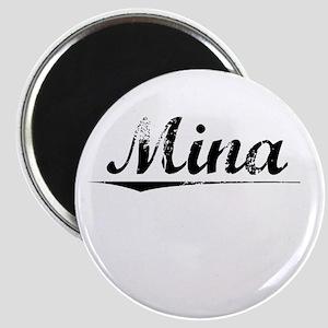Mina, Vintage Magnet