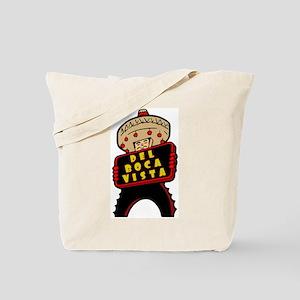 """""""Del Boca Vista"""" Souvenir Tote Bag"""