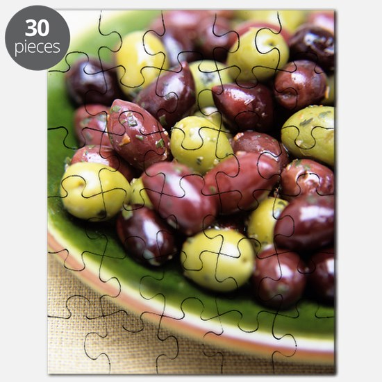 Mixed olives Puzzle