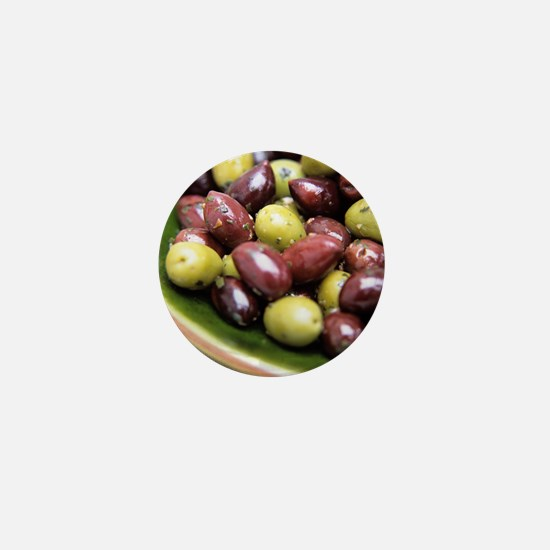 Mixed olives Mini Button