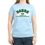 Sabre Fencing Dept Women's Light T-Shirt