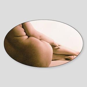 Obesity Sticker (Oval)