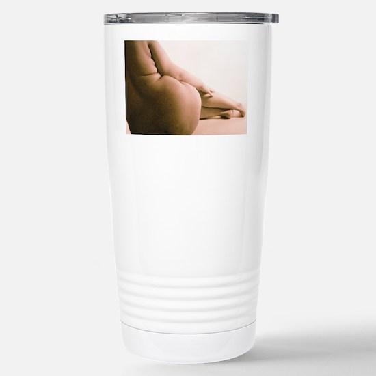 Obesity Stainless Steel Travel Mug