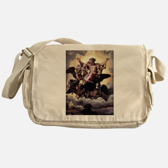 Ezekiel's Vision - Raphael Messenger Bag
