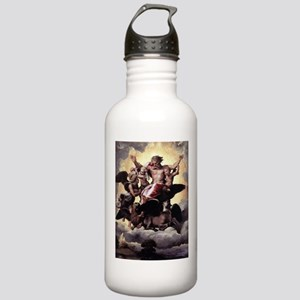 Ezekiel's Vision - Raphael Water Bottle