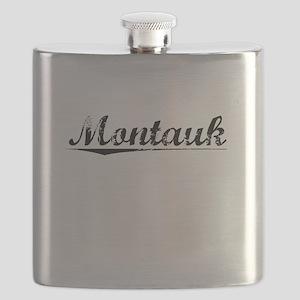 Montauk, Vintage Flask