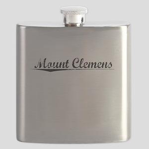 Mount Clemens, Vintage Flask
