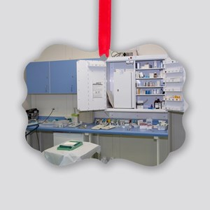 Operating theatre drugs cabinet Picture Ornament