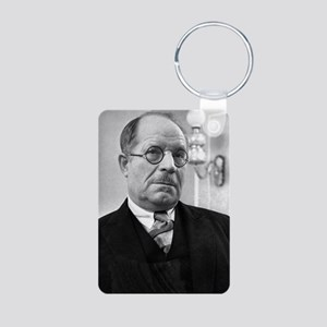 Nikolai Burdenko, Soviet s Aluminum Photo Keychain