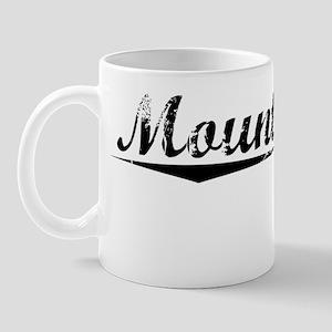 Mount Sinai, Vintage Mug