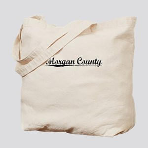 Morgan County, Vintage Tote Bag