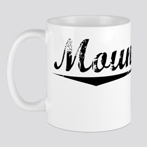 Mount Zion, Vintage Mug