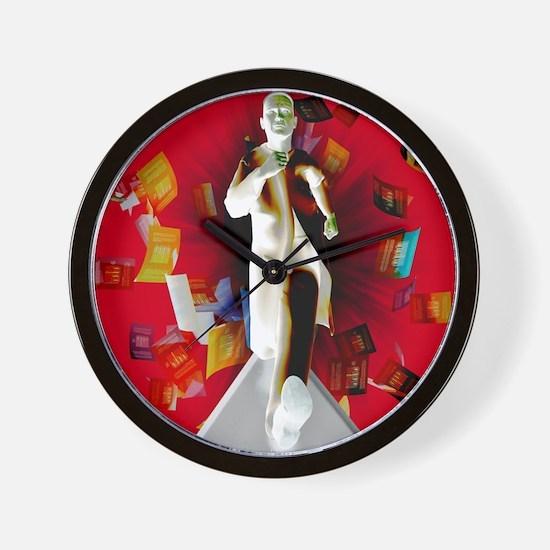 m2450838 Wall Clock