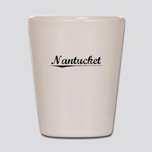 Nantucket, Vintage Shot Glass