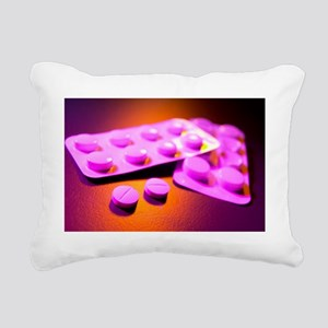 m6251292 Rectangular Canvas Pillow