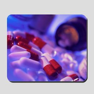 Painkillers Mousepad