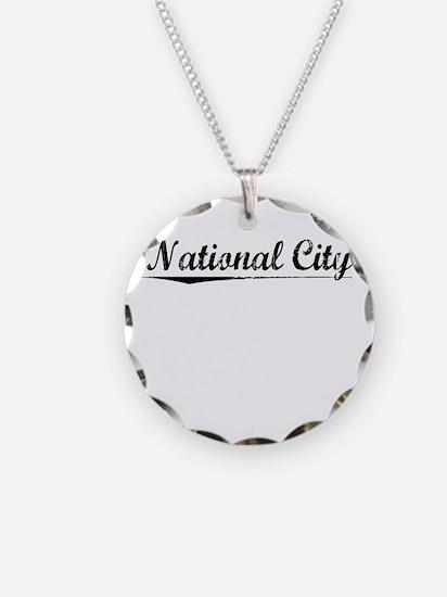 National City, Vintage Necklace