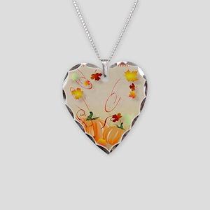 Shower Curtain Wonderful Fa.. Necklace Heart Charm