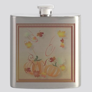 Shower Curtain Wonderful Fa... Flask