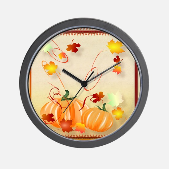 Shower Curtain Wonderful Fa... Wall Clock