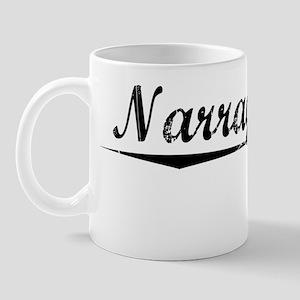 Narragansett, Vintage Mug