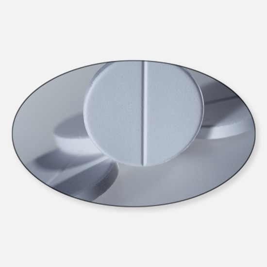 Panadol painkillers Sticker (Oval)