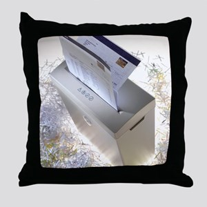 h1001326 Throw Pillow