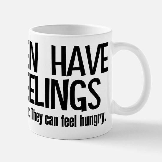 Men Have Feelings Mug