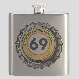 69 Super Good Licking Bottle Cap Flask