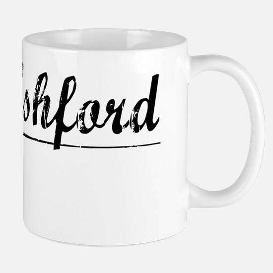 New Ashford, Vintage Mug