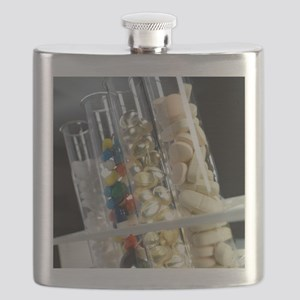 Pharmaceutical research Flask