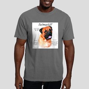 Bullmastiff (red) Mens Comfort Colors Shirt