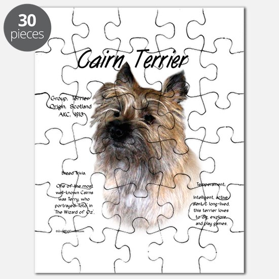 Cairn Terrier Puzzle
