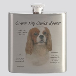 Cavalier (Blenheim) Flask