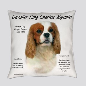 Cavalier (Blenheim) Everyday Pillow
