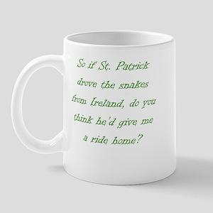 GiveMeaRide Mug