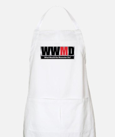 WW the Moonster D BBQ Apron